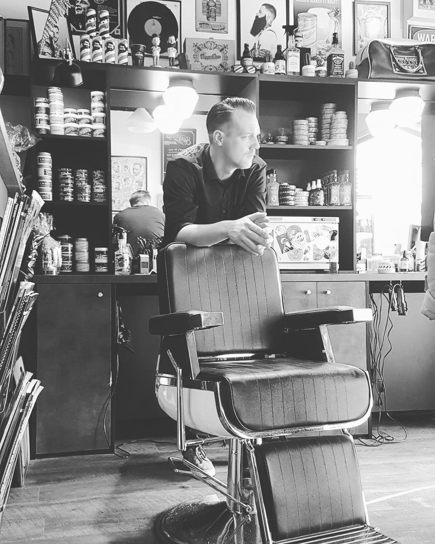 Over Barbershop Zuidwijk Barbier Jules Zuidwijk